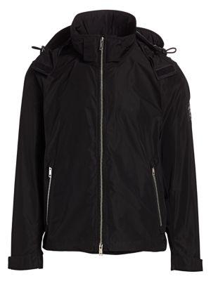 Hargrave Zip Front Jacket