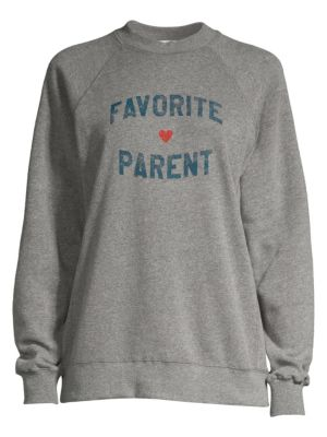 SUBURBAN RIOT   Favorite Parent Sweatshirt   Goxip