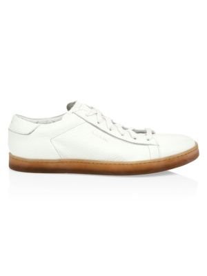 Huxley Low-Cut Leather Sneakers
