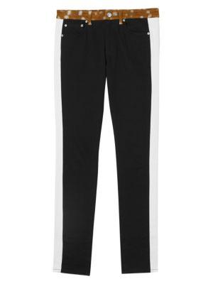 Girvan Side Stripe Jeans