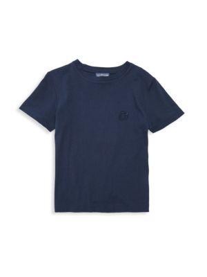 Little Boy's & Boy's Fondé À St-Tropez En 1971 Graphic-Back T-Shirt