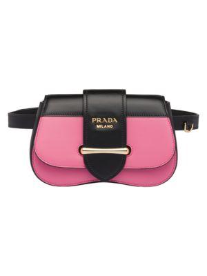 Sidonie Leather Belt Bag