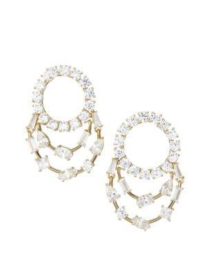 Tivoli Draped Earrings