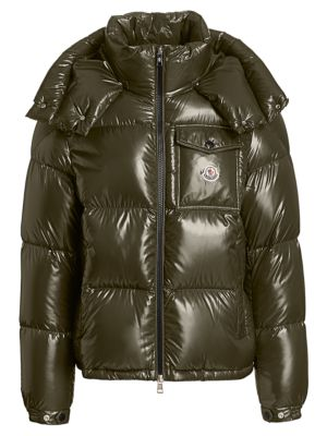 Montebeliard Nylon-Blend Down Puffer Jacket