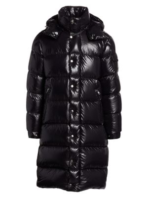 Hanoverian Long Down Puffer Parka