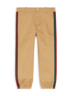 Little Boy's & Boy's Gabardine Pants