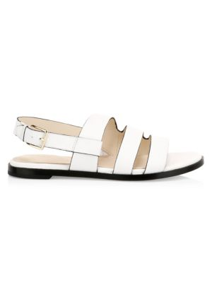 COLE HAAN   Anela Grand Leather Sandals   Goxip