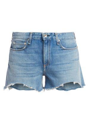 Dre Cutoff Denim Shorts