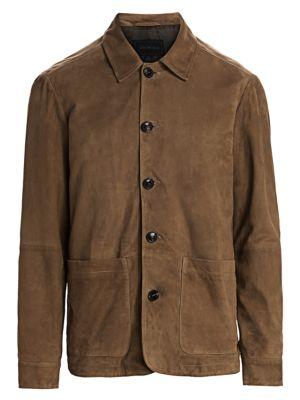 COLLECTION Suede Jacket