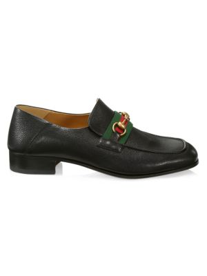 Bonny Leather Moccasin Loafers