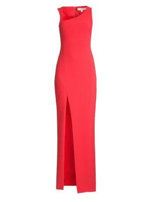 Samira Column Gown