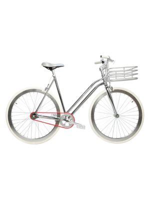 The Regard Step Thru Martone 3-Gear Commuter Bike
