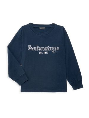 Little Kid's & Kid's Long-Sleeve T-Shirt