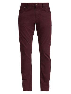Slim-Fit Five-Pocket Jeans
