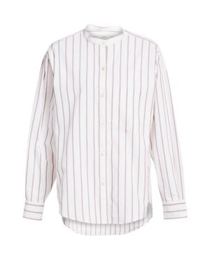 Satchell Stripe Button-Down Shirt