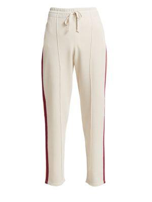 Docia Side Stripe Track Pants