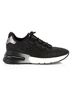 아쉬 크러쉬 스니커즈 ASH Krush High-Tech Sneakers,Black
