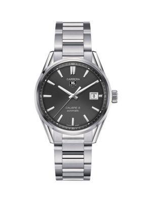 Carrera 39MM Stainless Steel Automatic Bracelet Watch