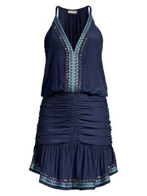 Arya Ruched Dress