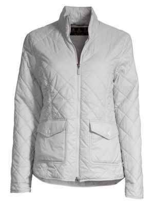 Helm Box-Quilted Jacket