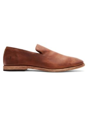 Chris Venetian Leather Loafers