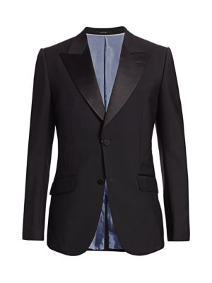 Wool Mohair Tuxedo