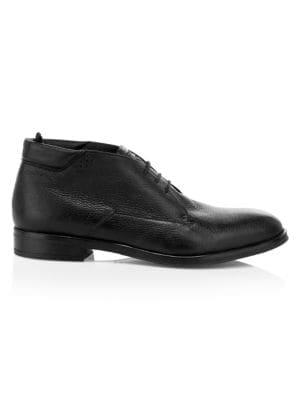 Smart Icon Signoria Leather Chukka Boots