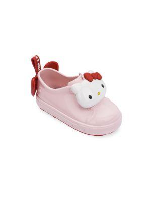 Baby's & Little Girl's Hello Kitty Slip-On Sneakers