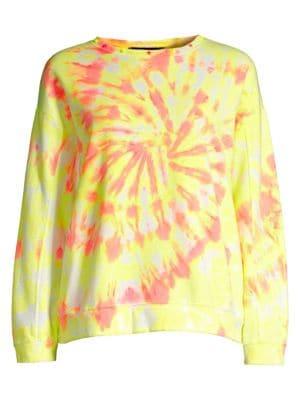 Carter Tie Dye Sweatshirt