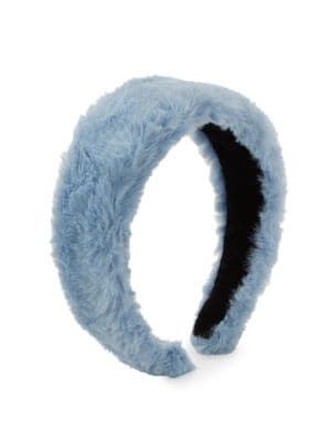 Faux-Fur Headband