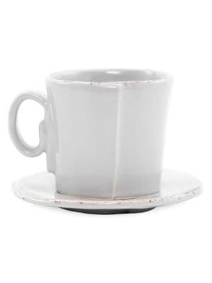Lastra Espresso Cup & Saucer