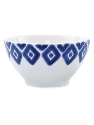 Viva Santorini Ceramic Diamond Cereal Bowl