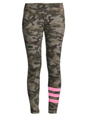 Camo Yoga Pants