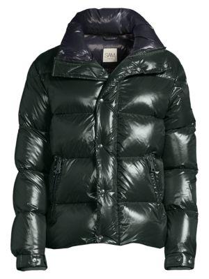 Vail Nylon Down Puffer Jacket