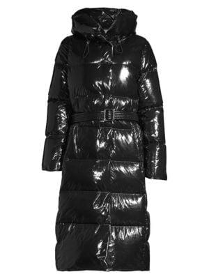 Dizin Longline Puffer Jacket