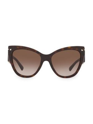 Legacy 55MM Oblong Cateye Sunglasses