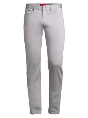 Hugo 708 Slim-Fit Satin Stretch Jeans