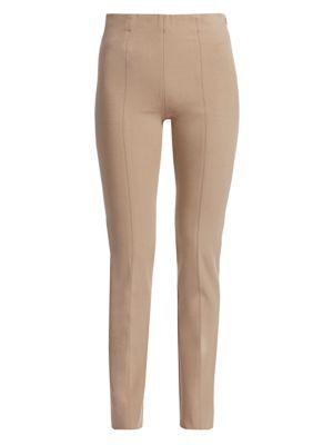 Milena Slim-Leg Pants