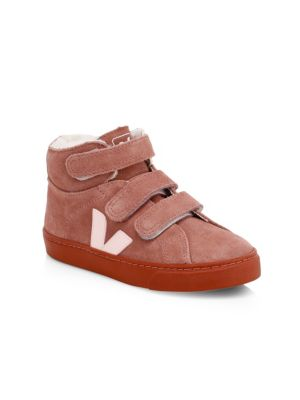 Baby's, Little Kid's & Kid's Esplar Shearling Lined Sneakers