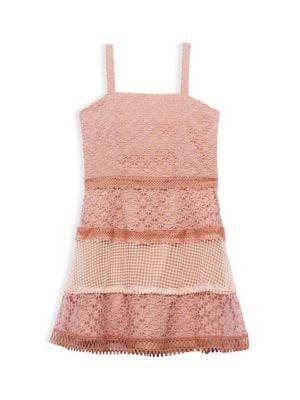 Girl's Kristen Lace Dress