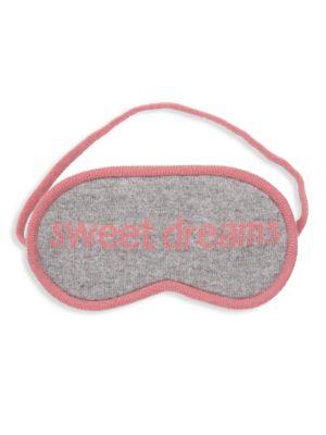 Sweet Dream Cashmere Sleep Mask