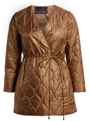 Quilted Convertible Jacket