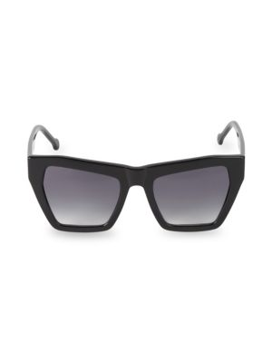 55MM Stanton Cateye Sunglasses