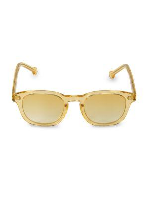 Eldridge 49MM Round Sunglasses