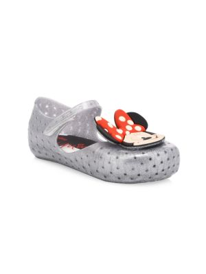 Baby's, Little Girl's & Girl's Furadinha Minnie Mouse Shoes