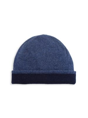 COLLECTION Reversible Cashmere Beanie