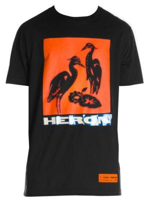 Heron Bird Tape Tee