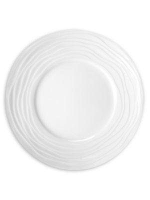 Onde Porcelain Dinner Plate