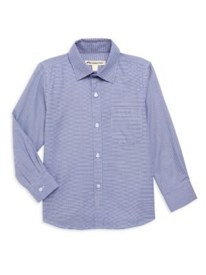 Little Boy's & Boy's Standard Shirt