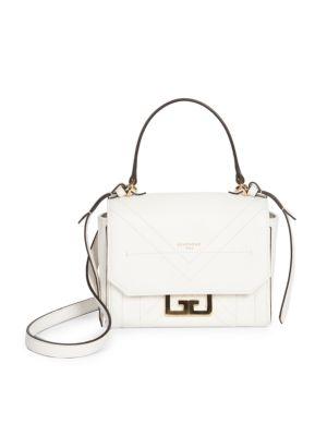 Mini Eden Leather Top Handle Bag